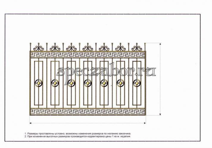 Кованые ворота заборы и калитки фото эскизы картинки 8